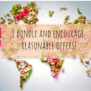 💚💚Bundle and Send Reasonable Offers💜💜
